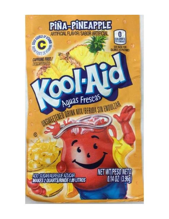Kool-Aid Pina-Pineapple