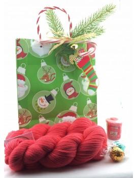 """Christmas Bag """"Vert"""""""