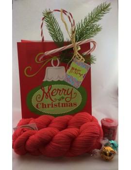 """Christmas Bag """"Rouge"""""""