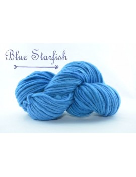 """Blue Starfish"" Super Merino"