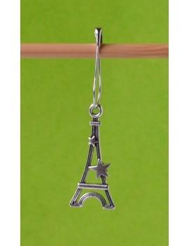 """""""Tour Eiffel"""" Anneau Marqueur Amovible"""