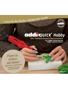 Machine à feutrer AddiQuick Hobby