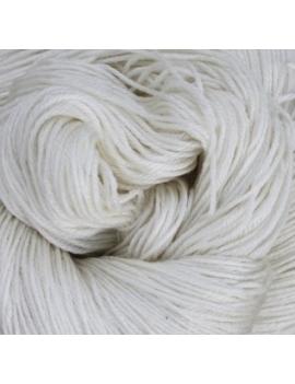 50% Superwash Merino & 50% Silk