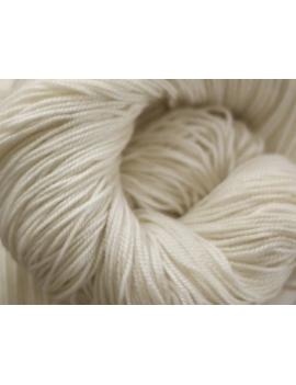 70% Superwash Merino 20% Silk & 10% Cashmere