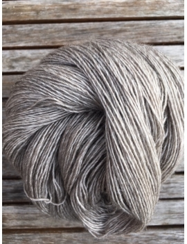 Single 65% SW Merino, 20% Silk & 15% Yak