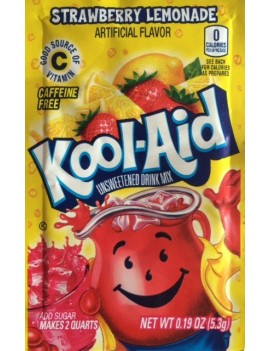 Kool-Aid Strawberry Lemonade
