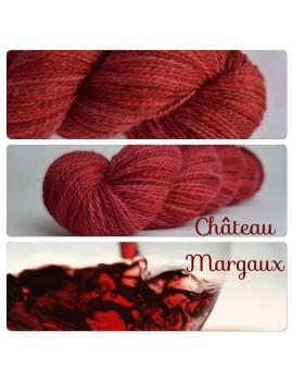 """""""Château Margaux"""" Fil lace 100 % Baby Alpaga"""