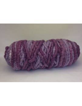 Crazy Big  Yarn Alpaga rose fibre