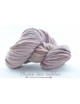 """Rose des Sables"" Super Merino"