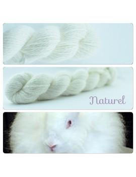 """Naturel"" Angora & Baby Alpaga"