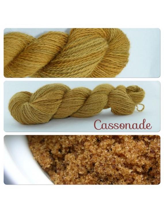 """""""Cassonade"""" Angora & Baby Alpaga"""