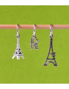"""""""Paris"""" Anneaux marqueurs"""