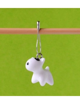 """Dog"" Removable Stitch Marker"