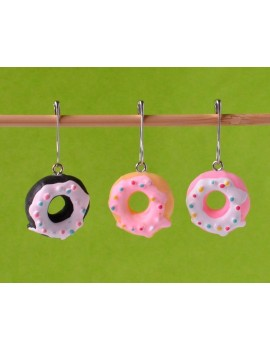 """Donuts"" Removable Stitch Markers"