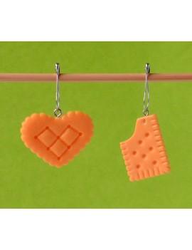 """Biscuits"" Anneaux Amovibles"