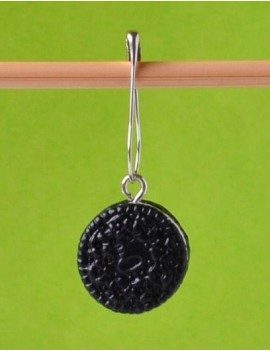 """Oreo"" Removable Stitch Marker"