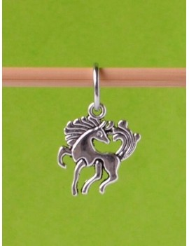 """Unicorn 1"" Stitch Marker"