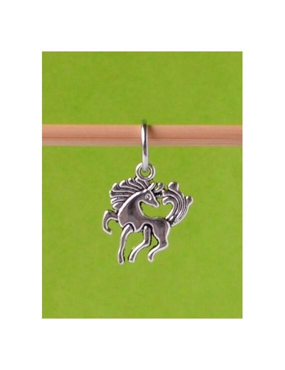 """""""Unicorn 1"""" Stitch Marker"""