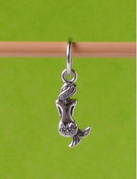 """Mermaid"" Stitch Marker"