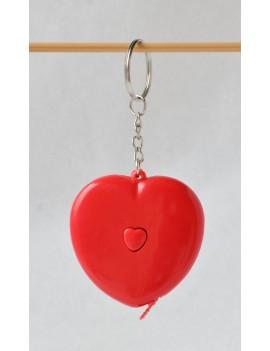 """""""Heart-shaped"""" Ruler Tape"""
