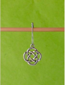 """""""Celtic Knot"""" Removable Stitch Marker"""