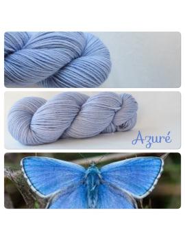 """""""Azuré"""" 100% Alpaga DK"""