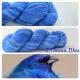 """L'oiseau Bleu"" 100% Alpaga DK"