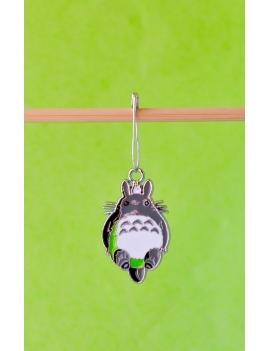 """Totoro 3"" Stitch Marker"