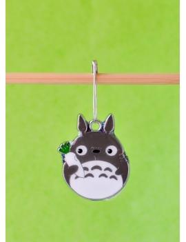 """Totoro"" Stitch Marker"