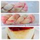 """""""Strawberry Cheesecake"""" Single Fingering Merino Yarn"""