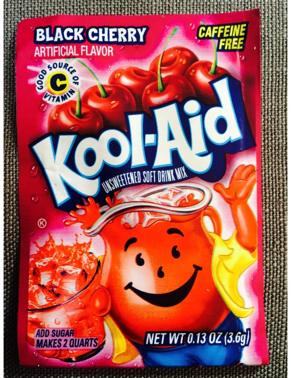 Kool-aid Black Berry