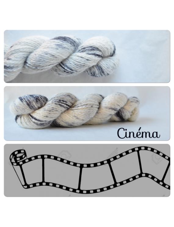 """Cinéma"" Angora & Baby Alpaga"