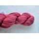 """Pavot d'orient"" fingering Alpaca & Silk Yarn"