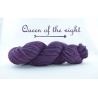 """Queen of the Night"" Super Bulky 100 % Baby Alpaca Yarn"