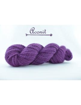 """Aconit"" Super Bulky 100 % Baby Alpaca Yarn"