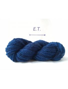 """E.T."" Super Bulky 100 % Baby Alpaca Yarn"
