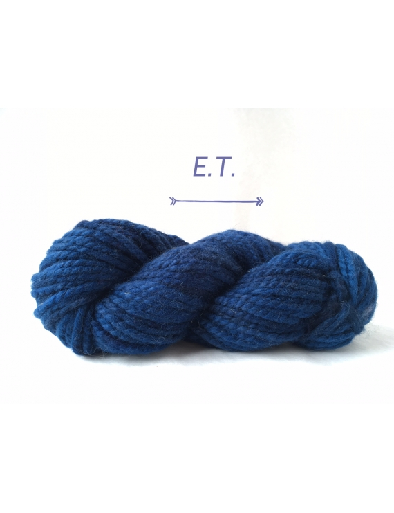 """""""E.T."""" Fil Super Bulky 100 % baby Alpaga"""