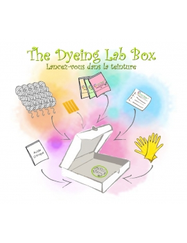 "The Dyeing Lab Box ""Mni"""