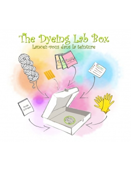 "The Dyeing Lab Box ""Luxe"""