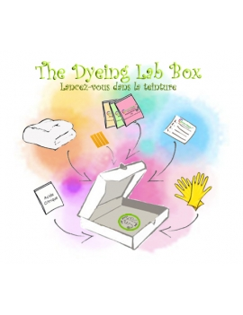 The Dyeing Lab Box blank