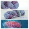 """Médusa"" fingering Alpaca & Silk Yarn"