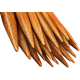 "10 cm SPIN Bamboo Tips (4"") Aiguilles interchangeables Chiaogoo"