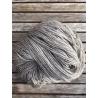 60% Superwash Merino, 20% Yak & 20% Silk