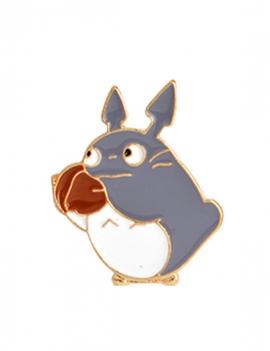 """Totoro3"" Pins"
