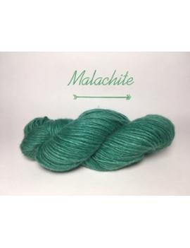 """""""Malachite"""" Fil Bulky Lopi 50 % fine alpaga 50 % Mouton"""
