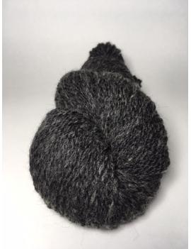Fil DK Baby Alpaca Black/Ile de France