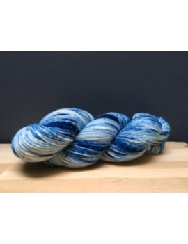 """Multicolore"" fingering 75 % Mérinos Superwash et 25 % Nylon"