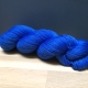 """Bleu Electrique"" Lace 100 % Mérinos Superwash"