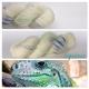 """Iguana"" Fil Single Fingering Mérinos"