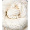 80% SuperWash Bluefaced Leicester (BFL) 20% Bambou